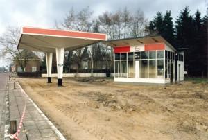Esso benzinestation