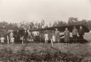 vliegtuig 1928